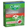 Bloodstop Sterile Hemostat Gauze Pad, 1 x 1, 10/Box