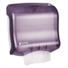 Ultrafold Towel Dispenser, 11 1/2w x 6d x 11 1/2h, Black Pearl