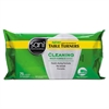Multi-Surface Cleaning Wipes, 7 x 9, White, Citrus Scent, 75/Pack, 20 PK/Carton