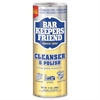 Powdered Cleanser and Polish, 21 oz Can, 12/Carton