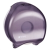 Single-Roll Jumbo Bath Tissue Dispenser, 10 1/4 x 5 5/8 x 12, Black Pearl