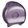 Single-Roll Jumbo Bath Tissue Dispenser, 10 1/4 x 5 5/8 x 12, Black Pearl