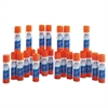 Extra-Strength Office Glue Sticks, 0.28 oz, 24/Pack