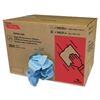 Like-Rags Spunlace Towels, Blue, 14 x 14 3/8, 250/Carton