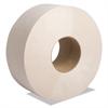 "Cascades Moka Jumbo Roll Tissue, 2-Ply, 3 1/2"" x 1000', Beige, 12 Rolls/Carton"