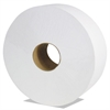 "North River Jumbo Roll Tissue, 2-Ply, White, 3 1/2"" x 1900', 6 Rolls/Carton"