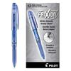 FriXion Point Erasable Gel Ink Stick Pen, Blue Ink, .5mm, Dozen