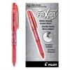 FriXion Point Erasable Gel Ink Stick Pen, Red Ink, .5mm, Dozen