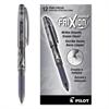 FriXion Point Erasable Gel Ink Stick Pen, Black Ink, .5mm, Dozen