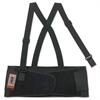 ProFlex 1650 Economy Elastic Back Support, 2X-Large, Black