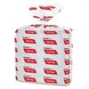PRO Tuff-Job S400 DRC Wipers, Heavy,12 x 13, White, 60/Pack, 18 Pk/Carton