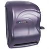 Lever Roll Towel Dispenser, Oceans, Black Pearl, 12 15/16 x 9 1/4 x 16 1/2