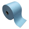 Like-Rags Spunlace Towels, Blue, 12 x 13, 955/Roll