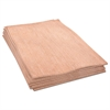 Tuff-Job Durable Foodservice Towels, Peach, 12 x 24, 150/Carton