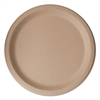 "Wheat Straw Dinnerware, Plate, 10"" Diameter, 500/Carton"