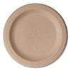 "Wheat Straw Dinnerware, Plate, 6"" Diameter, 1000/Carton"