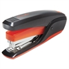QuickTouch Reduced Effort Full Strip Stapler, 20-Sheet Capacity, Black/Red