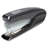 QuickTouch Reduced Effort Full Strip Stapler, 20-Sheet Capacity, Black/Gray