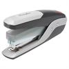QuickTouch Reduced Effort Full Strip Stapler, 28-Sheet Capacity, Black/Silver