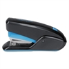 QuickTouch Reduced Effort Compact Stapler, 20-Sheet Capacity, Black/Blue