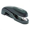 Optima Full Strip Desk Stapler, 25-Sheet Capacity, Graphite Black