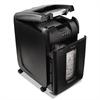 Stack-and-Shred 300M Auto Feed Micro-Cut Shredder, 300 Sheet Capacity