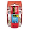 """3850 Heavy-Duty Packaging Tape in Sure Start Disp. 1.88"""" x 800"""", Clear"""