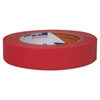 "Color Masking Tape, .94"" x 60 yds, Red"