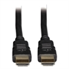High Speed HDMI Cable with Ethernet, Digital Video with Audio, 3 ft, Black