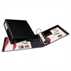 "Heavy-Duty Binder with One Touch EZD Rings, 11 x 8 1/2, 3"" Capacity, Black"