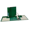 "Heavy-Duty Binder with One Touch EZD Rings, 11 x 8 1/2, 5"" Capacity, Green"