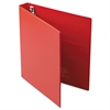 "Heavy-Duty Binder with One Touch EZD Rings, 11 x 8 1/2, 1"" Capacity, Red"