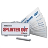 Refill for SmartCompliance General Business Cabinet, Splinter Out, Sterile,10/Bx