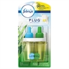 PLUG Air Freshener Refills, Meadows & Rain, 0.87 oz Refill, 8/Carton
