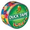 "Colored Duct Tape, 9 mil, 1.88"" x 10 yds, 3"" Core, Gummy Bears"