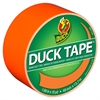 "Colored Duct Tape, 9 mil, 1.88"" x 15 yds, 3"" Core, Neon Orange"