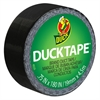 "Ducklings DuckTape, 9 mil, 3/4"" x 180"", Black"