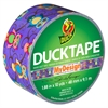 "Colored Duct Tape, 9 mil, 1.88"" x 10 yds, 3"" Core, Retro Owl"