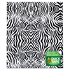Tape Sheets, Zebra, 6/Pack