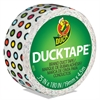 "Ducklings DuckTape, 9 mil, 3/4"" x 180"", Candy Dots"
