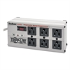 ISOBAR6ULTRA Isobar Surge Suppressor Metal, 6 Outlets, 6 ft Cord, 3330 Joules