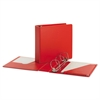"SuperStrength Locking Slant-D Ring Binder, 3"" Cap, 11 x 8 1/2, Red"