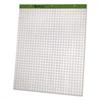 Flip Charts, 1 Quadrille, 27 x 34, White, 50 Sheets, 2/Pack