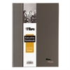 Royale Business Casebound Notebook, Legal/Wide, 11 3/4 x 8 1/4, 96 Sheets