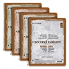 Second Nature Subject Wirebound Notebook, 11 x 8 1/2, White, 80 Sheets