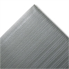 Crown Ribbed Anti-Fatigue Mat, Vinyl, 27 x 36, Gray
