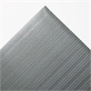 Crown Ribbed Anti-Fatigue Mat, Vinyl, 36 x 60, Gray