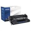Compatible 87AM MICR Toner, 9000 Page-Yield, Black
