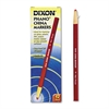 Dixon China Marker, Red, Dozen