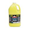 Prang Washable Paint, Yellow, 1 gal